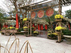 Trung tâm du lịch Phong Nha – Kẻ Bàng chuẩn bị cho hội chợ quê