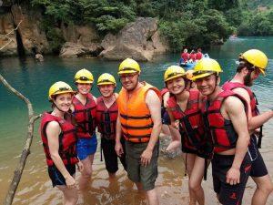 Du lịch Quảng Bình đón gần 145.000 du khách