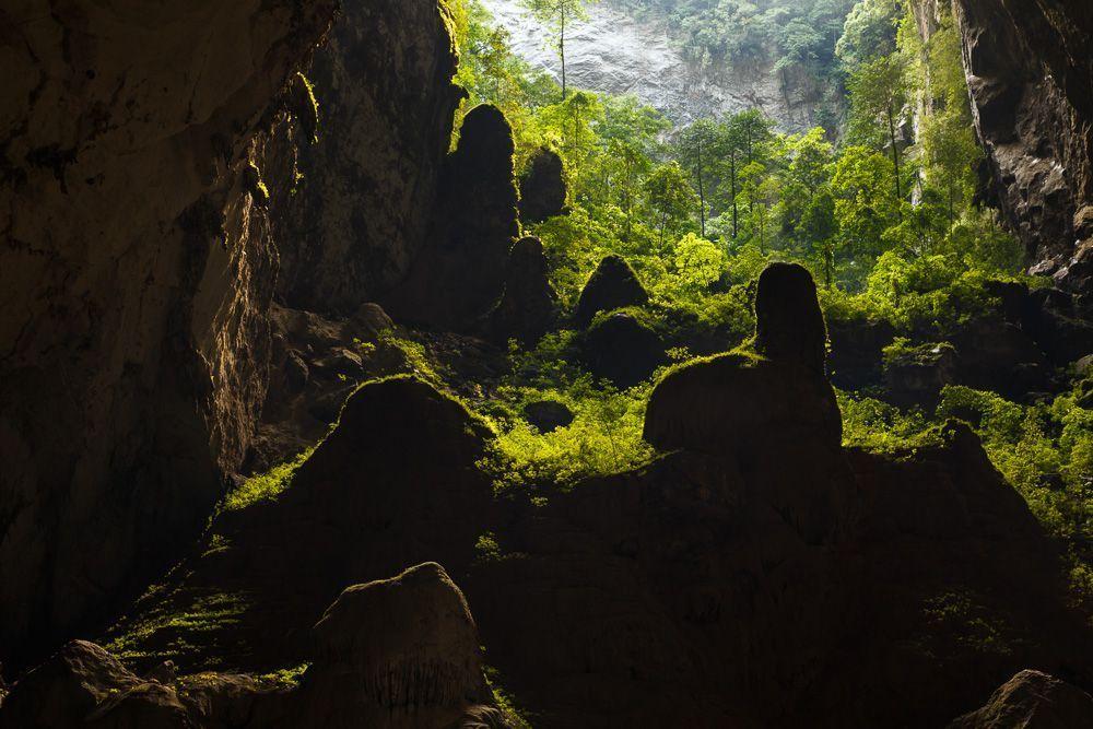 Hang Sơn Đoòng hang động lớn nhất thế giới