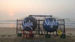 Ngủ lều trên bãi biển trãi nghiệm thú vị chuyến tham quan Quảng Bình