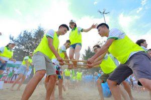 Dịch vụ Team Building Quảng Bình chuyên nghiệp