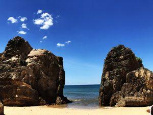 Đến Du lịch Quảng Bình tham quan Biển Đá Nhảy