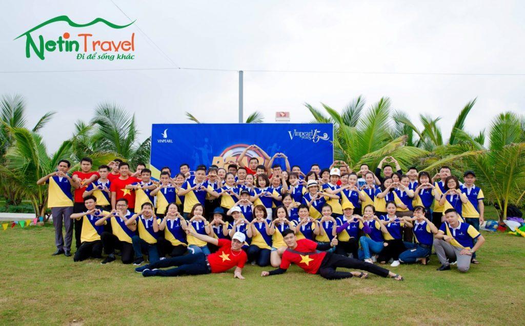 team building Quảng Bình