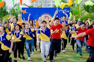 Dịch vụ Team building tại Quảng Bình