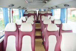Thuê xe 29 chỗ tại Đồng Hới Quảng Bình
