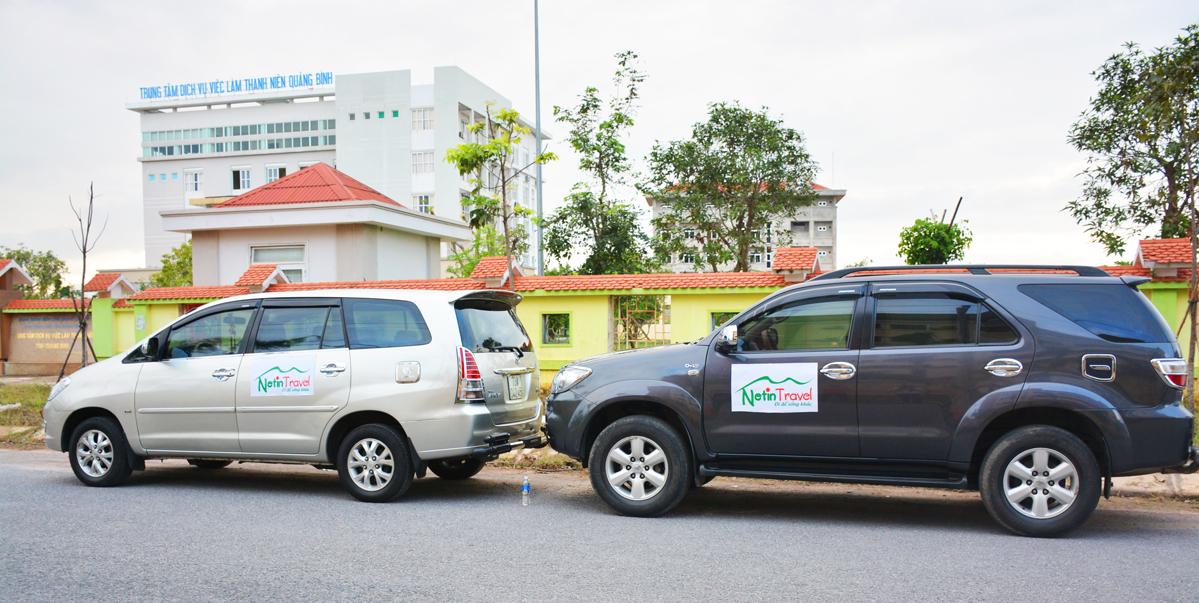 Xe 7 chỗ chuyên nghiệp tại Quảng Bình