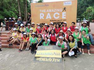 Cảm xúc còn mãi cùng The Amazing Race