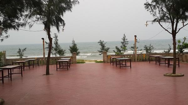 View nhìn ra biển
