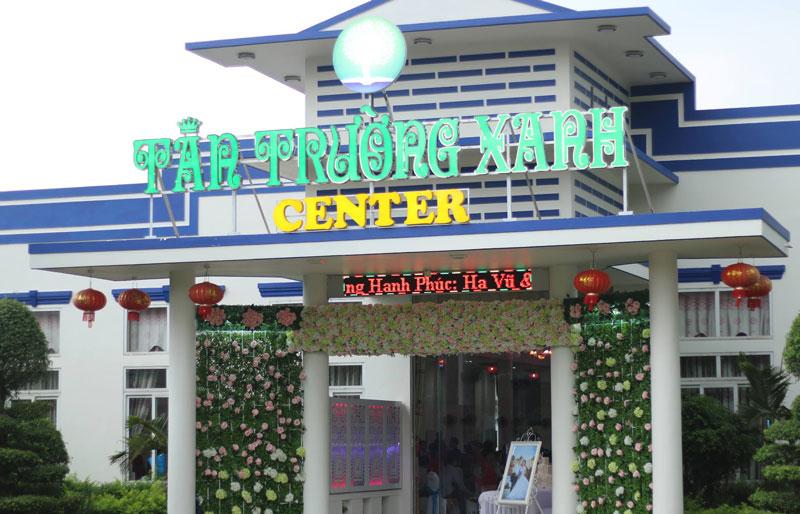 Tân trường xanh tự hào là một trong những nhà hàng Quảng Bình với quy mô và chất lượng hoành tráng nhất