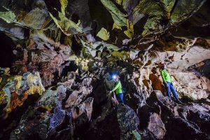 Mức độ khó dễ của các hang động Quảng Bình.