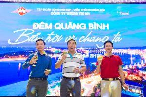 Netin Travel đã tổ chức thành công tour Quảng Bình cho công ty M1
