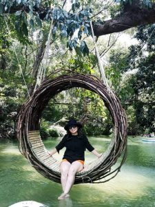 Thiên đường vui chơi trên cây và dưới nước ở công viên  Ozo Quảng Bình.