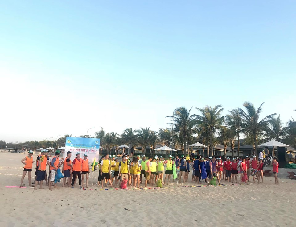 Netin Travel chuyên tổ chức Teambuilding Quảng Bình