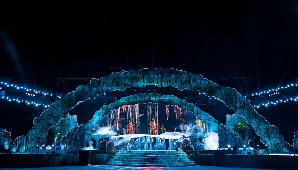 Image result for khai mạc lễ hội hang động 2019