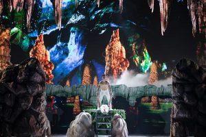 Ấn tượng đêm khai mạc Lễ hội Hang động Quảng Bình 2019