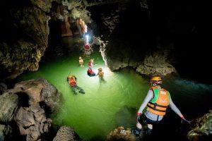 """Vẻ đẹp của """"Vương quốc hang động Quảng Bình"""" chinh phục du khách"""