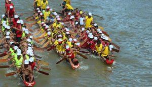 Bạn biết gì về lễ hội đua thuyền truyền thống tại Lệ Thủy- Quảng Bình.