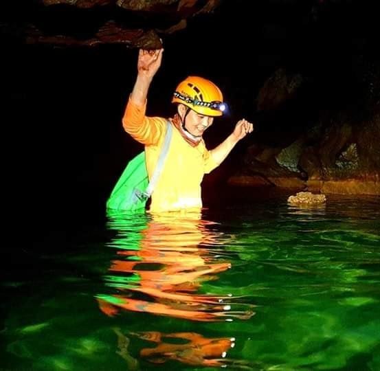 du lịch mạo hiểm ở Quảng Bình