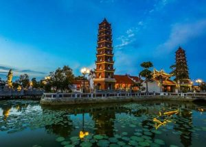 Chùa Hoằng Phúc – ngôi chùa cổ tâm linh tại Quảng Bình.