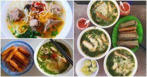 Những món ăn ở Quảng Bình vừa ngon, vừa rẻ nhất định phải thử .
