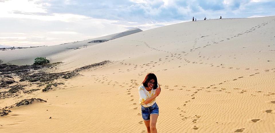 Quang Phu Sand dune
