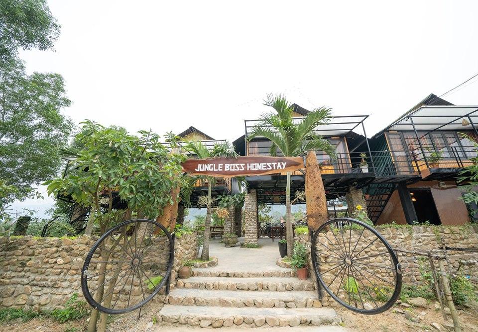 Jungle Boss Homestay Phong Nha