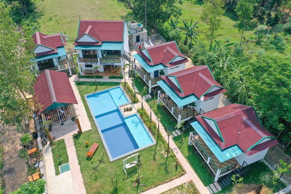 Palafita Bungalow Quang Binh