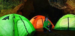 Cắm trại qua đêm ở Quảng Bình trải nghiệm phải thử ít nhất một lần.