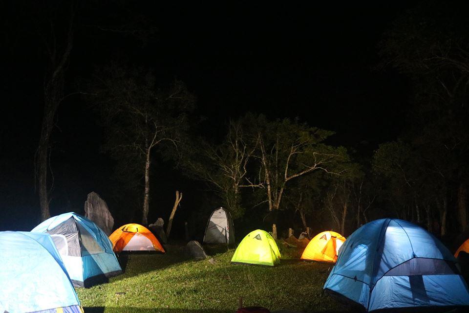 Cắm trại qua đêm ở Quảng Bình trải nghiệm phải thử ít nhất một lần.- Nguồn Netin Travel