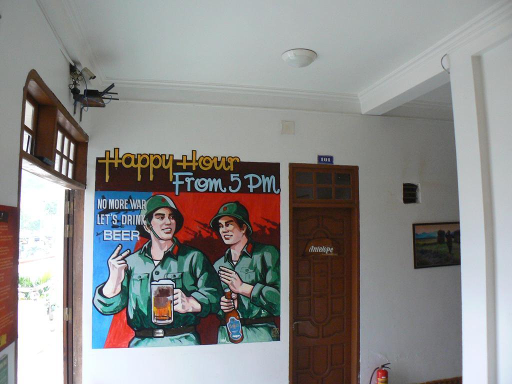 Khách sạn Easy Tiger Phong Nha