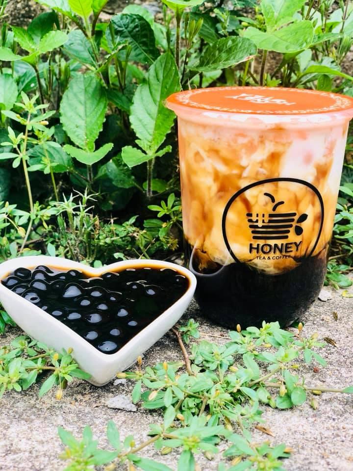 Honey Tea - quán trà sữa ngon ở Đồng Hới