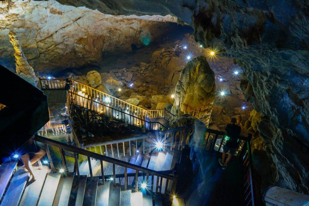 Động Thiên đường Giảm 30% giá vé cho người dân Quảng Bình