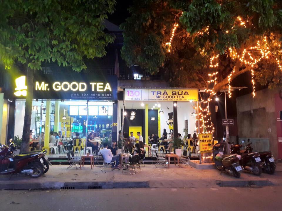 Trà sữa Mr. Good Tea Quảng Bình