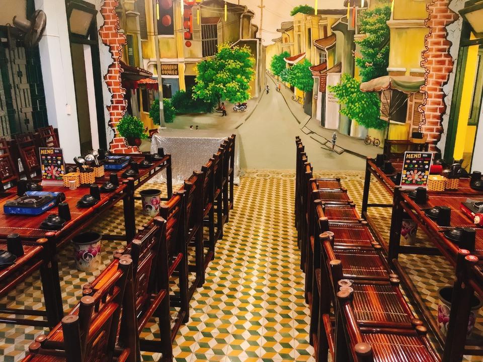 quán đồ nướng ở thành phố Đồng Hới