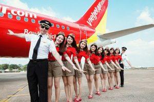 Săn vé 0 đồng, bay khắp Châu Á cùng Vietjetair.com