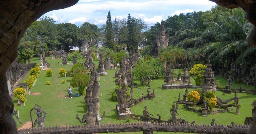 Du lịch Lào Thái Lan