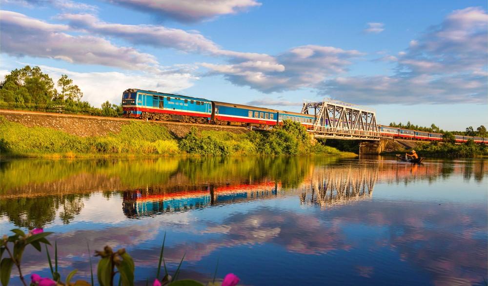 Đến Quảng Bình bằng tàu hỏa