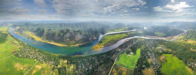 Phong cảnh Quảng Bình