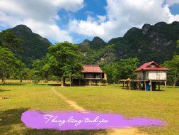 Quảng Bình – Viếng mộ Đại tướng – Hang Chà Lòi – Thung lũng tình yêu – Động Phong Nha