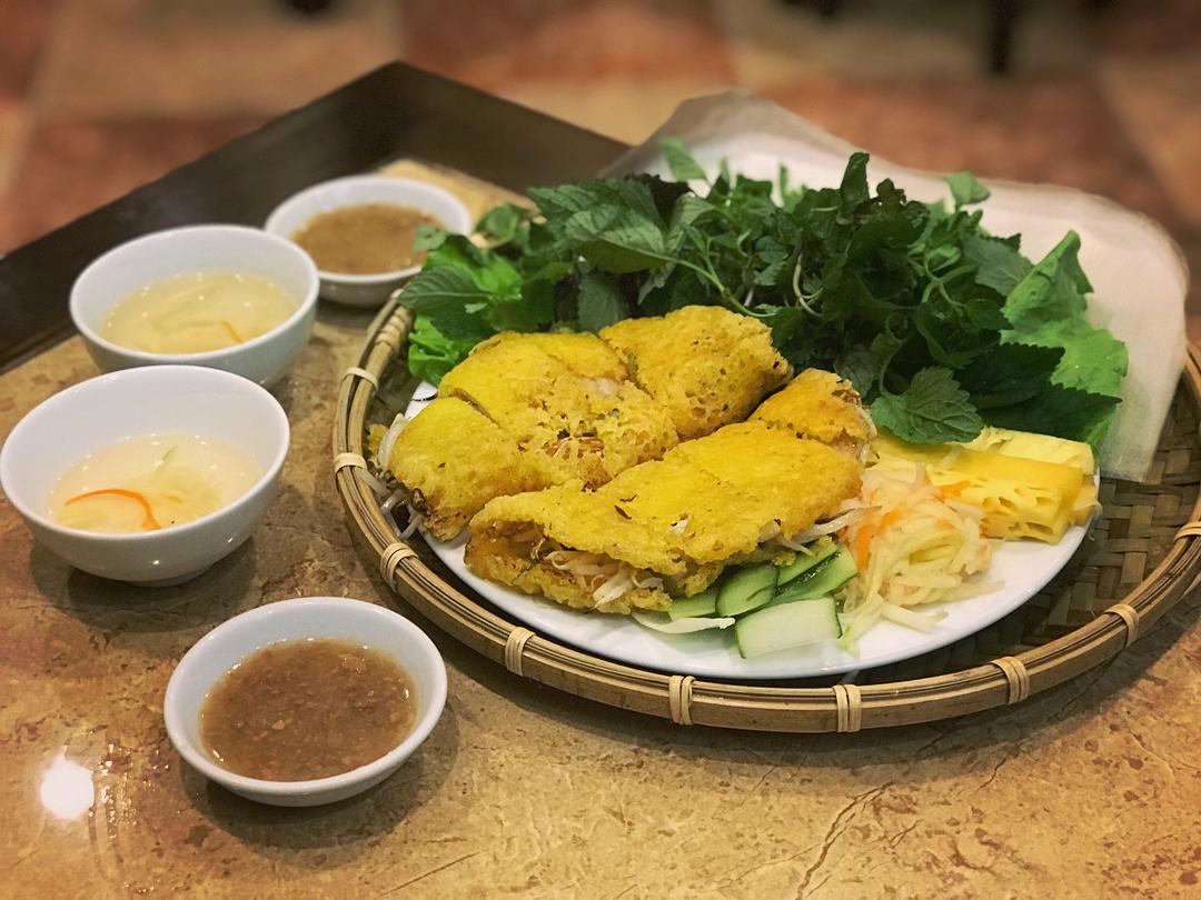 Bánh khoái - đặc sản Quảng Bình