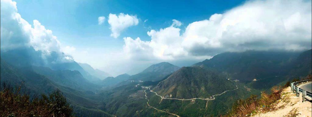 điểm du lịch Quảng Bình - đèo Ngang