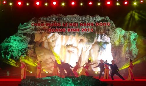 Lễ hội hang động Quảng Bình