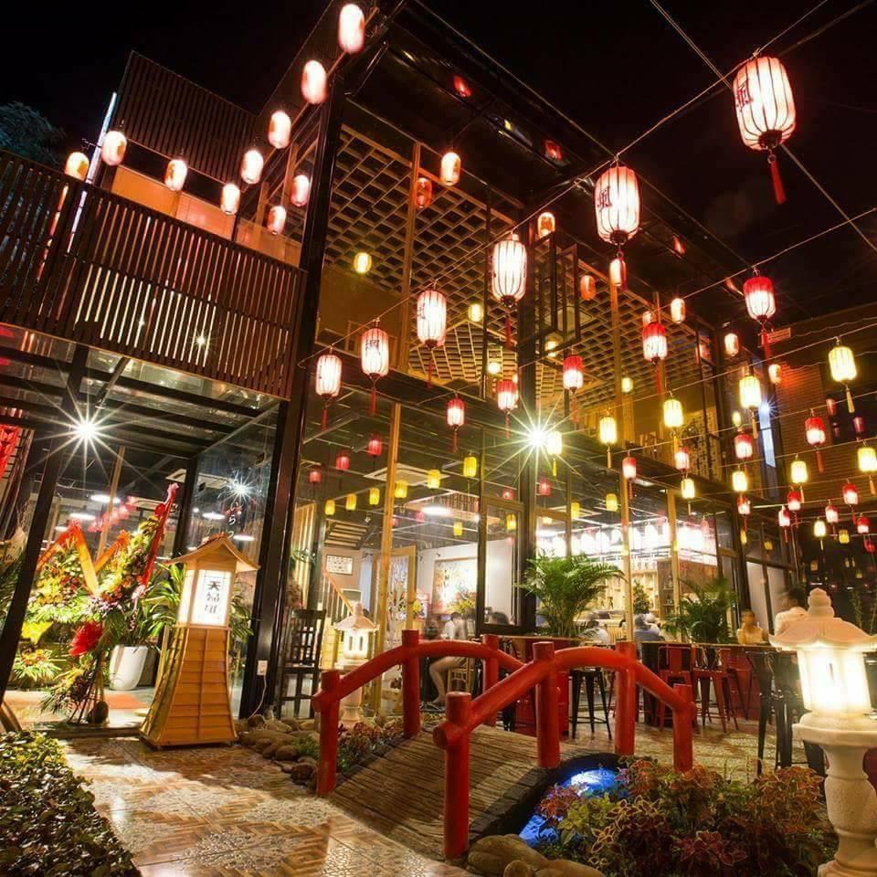 Nhà hàng Sushi Quảng Bình