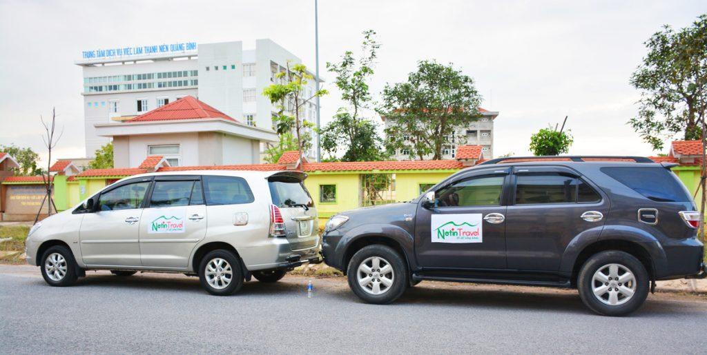 Dịch vụ cho thuê xe 7 chỗ chuyên nghiệp tại Quảng Bình