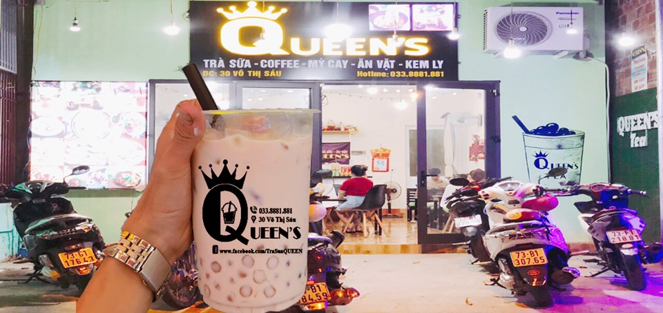 Trà Sữa Queen's