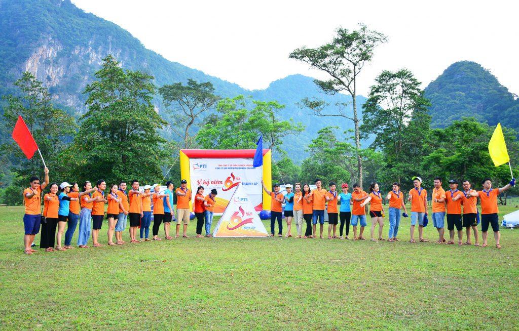 Địa điểm tổ chức team building lý tưởng tại Quảng Bình